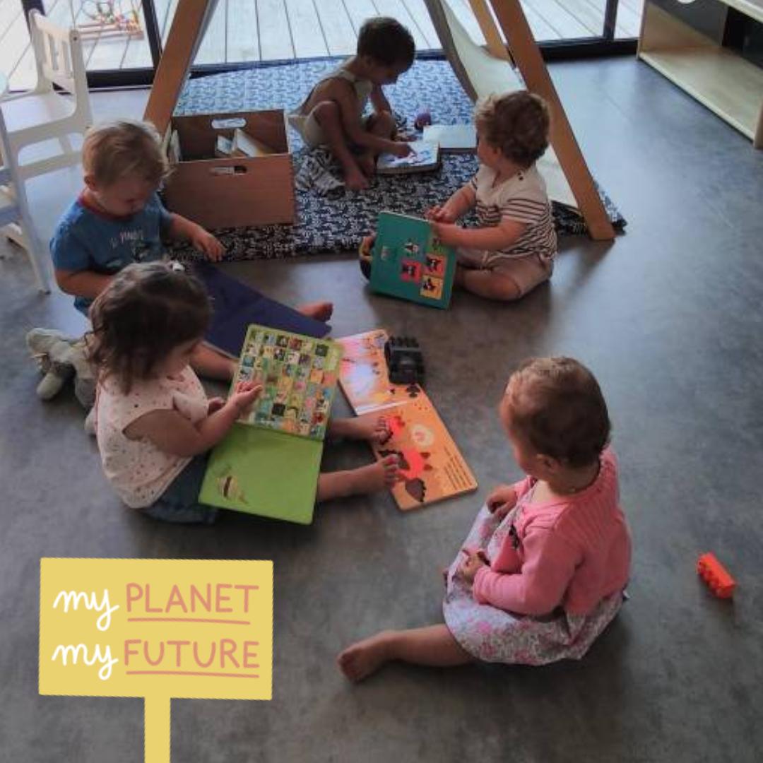 écologie - sélection littérature enfantine