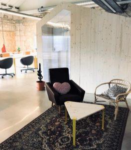 bienvenue les bureaux de Little by Eponyme (Bordeaux)